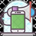 Mobile Announcement Icon