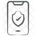 Mobile Antivirus Mobile Security System Protection Icon