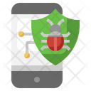 Mobile Antivirus Antivirus Protection Icon
