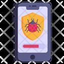 Mobile Antivirus Icon