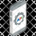 Mobile Api Icon