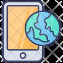 Mobile App Mobile Internet Web Icon