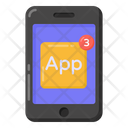 Mobile Application Mobile App Phone App Icon