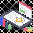App Development App Management App Setting Icon