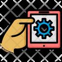 Mobile App Development Mobile Application Management Mobile Software Development Icon