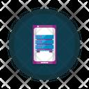 Mobile App Server Mobile Server Mobile Icon