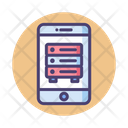 Mobile App Server Icon