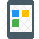 Application Mobile Function Icon