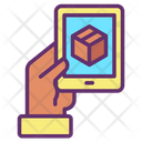 Logistics Application Mobile Application Delivery Application Icon