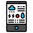Mobile App Application Icon
