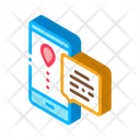 Delivery Courier Online Icon