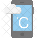 Mobile Application Forecast Icon