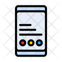 Mobile Application Apps Design Icon