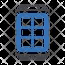Mobile Application Design Design Ux Icon