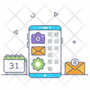 Mobile Applications Icon