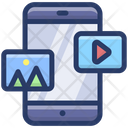 Mobile Apps Smartphone Gallery Mobile Applications Icon