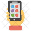 Mobile Apps Mobile Application Phone Technology Icon