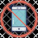 Mobile Ban Icon