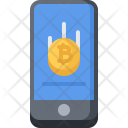 Mobile Banking Phone Icon