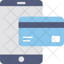 Mobile Banking Mcommerce Icon