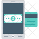 M Commerce Mobile Banking Banking App Icon