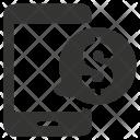 Internet Banking Mobile Icon