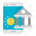 Mobile Banking Debit Icon
