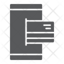 Mobile Banking Finance Icon