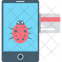 Mobile Banking Error Online Banking Icon