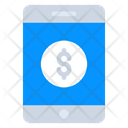 Mobile Banking Banking App Payment Gateway Icon