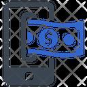 Check Balance Ecommerce Mobile Banking Icon