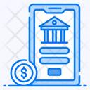Mobile Banking Electronic Banking Internet Banking Icon