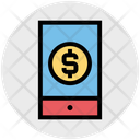 Mobile Dollar Mobile Banking Icon