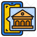 Mobile Banking Bank App Bank Icon