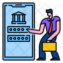 Banking Online Internet Icon