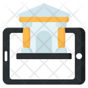 Online Banking Mobile Banking Ecommerce Icon