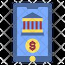 Banking Bank Finance Icon
