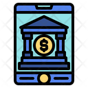 Mobile Banking Online Banking Bank Icon