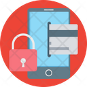 Mobile Banking Security Banking Protection Icon