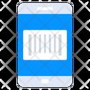 Mobile Barcode Icon