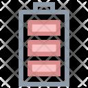Full Battery Mobile Icon