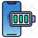 Mobile Battery Battery Mobile Icon