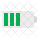 Mobile Battery Rechargeable Battery Energy Storage Icon
