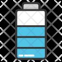 Mobile Battery Status Icon