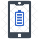 Full Battery Recharge Icon