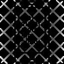 Mobile Binary Icon
