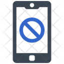 Mute Block Off Icon