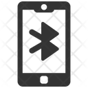 Bluetooth Wireless Connection Icon