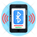 Bluetooth Connectivity Mobile Bluetooth Bluetooth Technology Icon