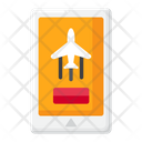 Mobile Boarding Pass Online Boarding Pass Boarding Pass Icon